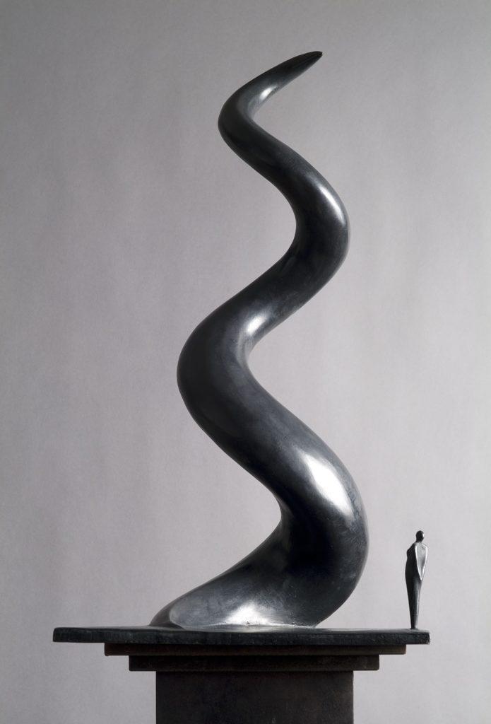 Bronze, 2007 H. 64cm / L. 37cm / P. 37cm